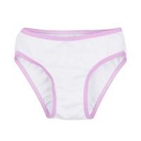 Трусы для девочки цвет розовый размер 28