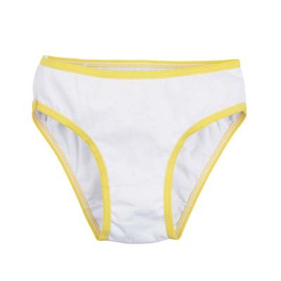 Трусы для девочки цвет желтый размер 28 в Саратове
