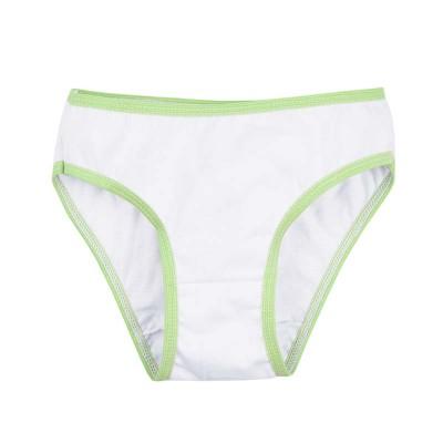 Трусы для девочки цвет зеленый размер 28 в Саратове