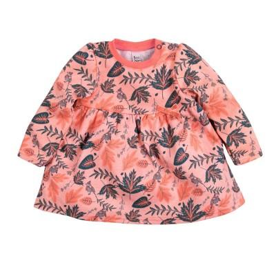 """Платье для девочки принт """"Листья"""" размер 24, 26, 28 в Саратове"""