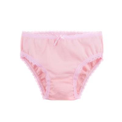 Трусы для девочки с бантиком цвет розовый размер 32 в Саратове