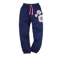 Спортивные брюки с принтом для девочки размер 30, 32