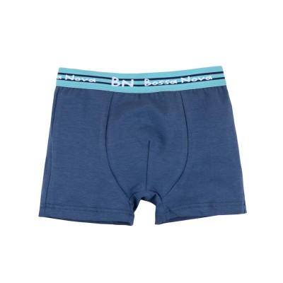Боксеры для мальчика размер 28, 30, 32 цвет синий в Саратове
