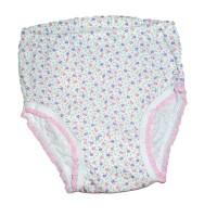 Трусы для девочки размер 28 розовая оборочка