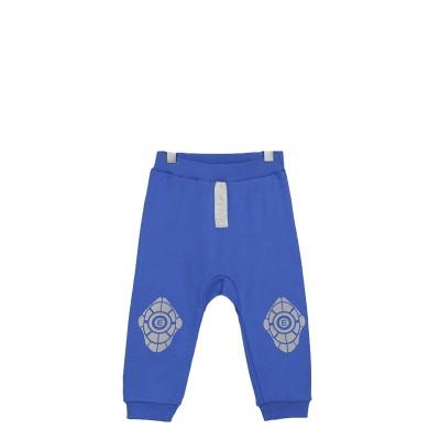 Ползунки на мальчика цвет синий, размер 22, 24 в Саратове.