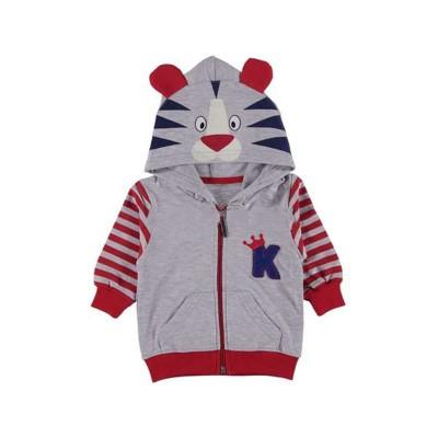 Олимпийка для мальчиков тигр 6-9 месяцев, 1-1,5 года в Саратове