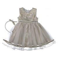 Платье белое Ободок размер 26/28.