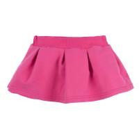 Юбка для девочки цвет малиновый размер 26, 28
