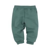 Брюки для мальчика цвет зеленый размер 28