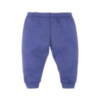 Брюки для мальчика цвет синий размер 26,28