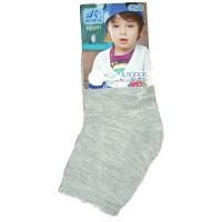 """Носки детские """"Юра"""" от 2-5 лет на мальчика цвет серый"""