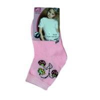 """Носки детские """"Юлия"""" от 2-5 лет на девочку цвет розовый"""