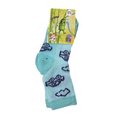 "Носки детские ""Jujube"" от 4-6 лет цвет бирюзовый в Саратове"