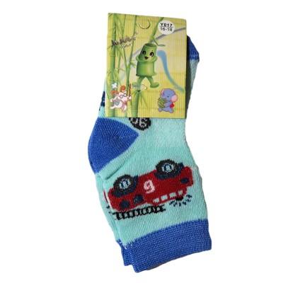 """Носки детские """"Jujube"""" на мальчика от 3-5 лет цвет бирюзовый в Саратове"""