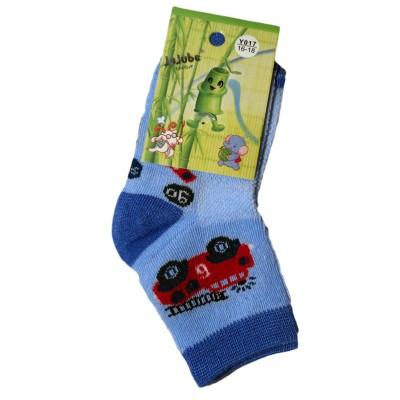 """Носки детские """"Jujube"""" на мальчика от 3-5 лет цвет голубой в Саратове"""